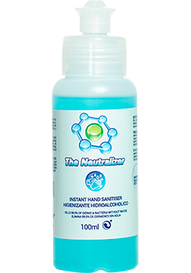 Instant hand sanitizer & Road Kit Cartridge by the Neutralizer