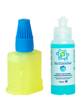 Instant hand sanitizer & Compact Kit Cartridge by the Neutralizer