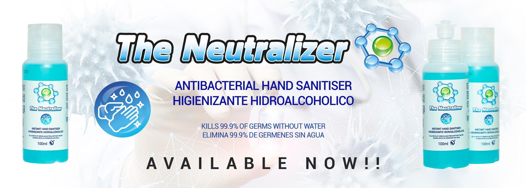 The Neutralizer - Instant Hand Sanitizer